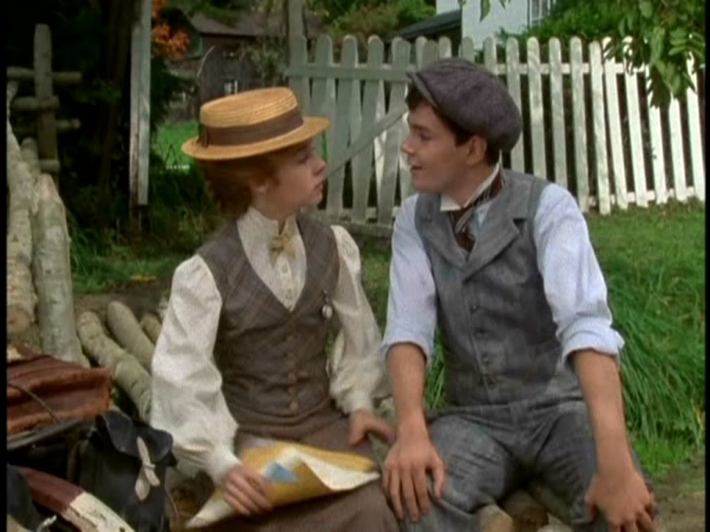 Anne Of Green Gables And Gilbert Blythe