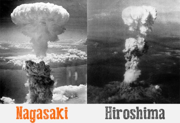 Hiroshima bombing date in Melbourne